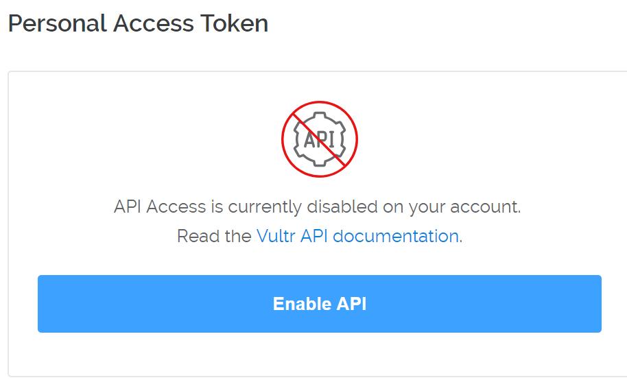 使用Vultr的Snapshots API完成自动备份(Python版)